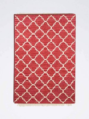 Taba Rug Red